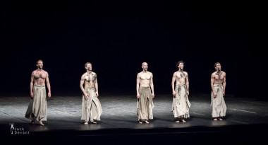 Decadance Helsinki, Black Milk by Ilja Bolotov, Antti Keinänen, Emrecan Tanis, Frans Valkama and Eemu Äikiö. Choreography by Ohad Naharin