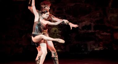 Spartacus, adagio by Irina Perren and Marat Schemiunov