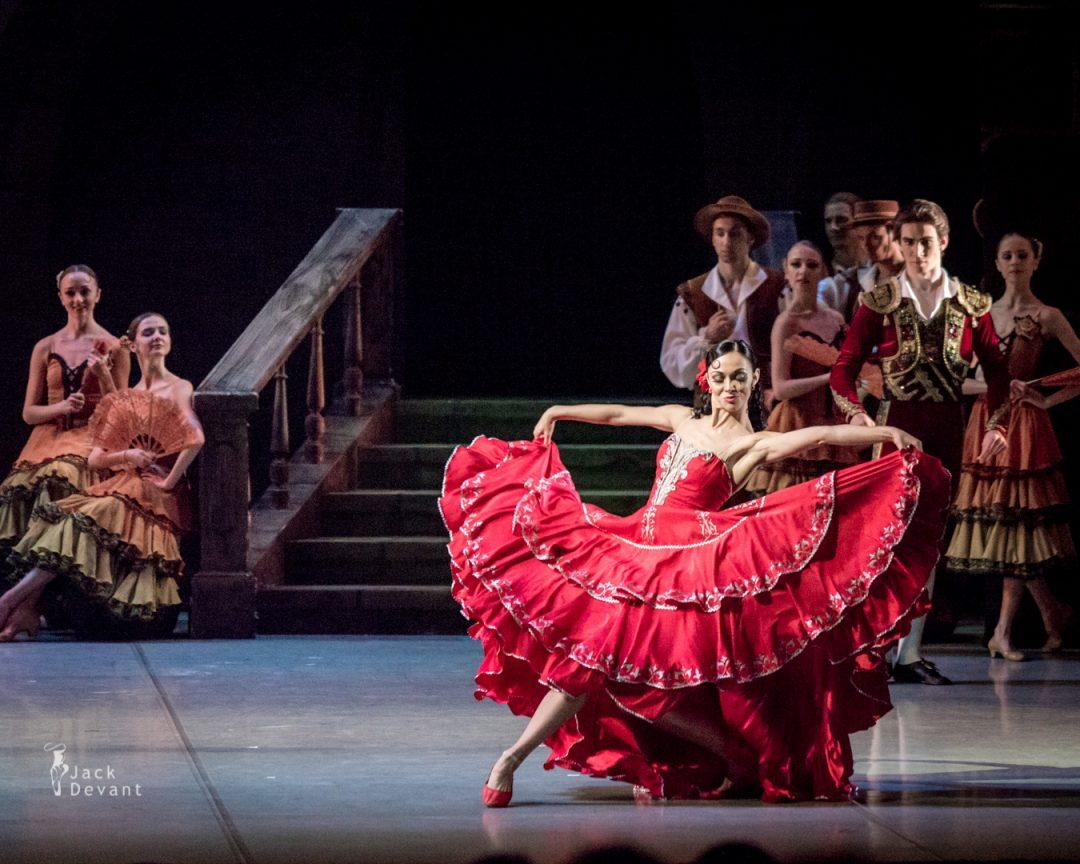 Don Quixote Kristina Makhviladze