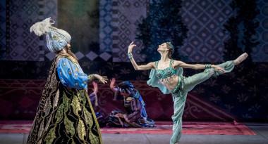 Anastasia Soboleva and Alexey Malakhov