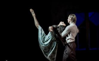 Diana Vishneva and Dmitry Sobolevsky act 1 in Tatiana