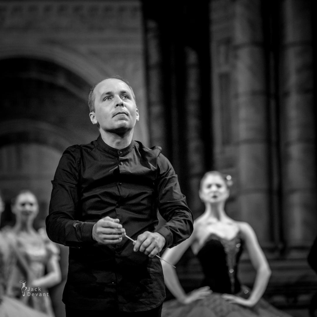 Conductor Valentin Bogdanov (Rus Валентин Богданов)