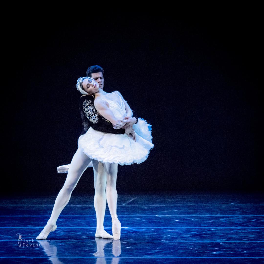 Marianela Nunez and Thiago Soares