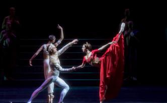 Sergei Polunin, Natalia Somova and Erika Mikirticheva in La Bayadere