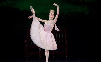 Anastasia Lukina in Pas de Quatre