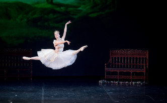 Renata Shakirova in Pas de Quatre