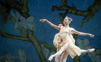 Maria Kochetkova and Joan Boada in Voices of Spring