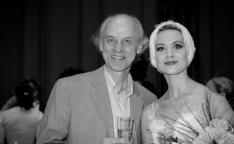 Boris Akimov and Ulyana Lopatkina