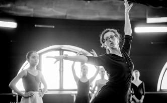 Elvira Tarasova master class at Dance Open