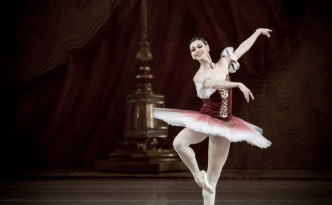Anastasia Matvienko in Paquita Grand Pas variation