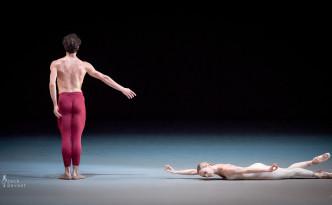 Silvia Azzoni and Alexandre Riabko in Desire