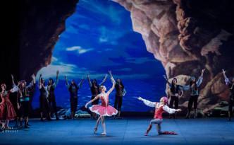 Le Corsaire premiere in Mikhailovsky 8.9.2015