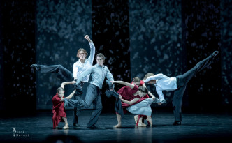 Ballade Bolshoi Theatre Ballet