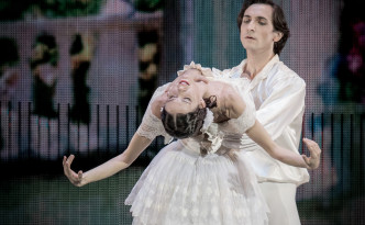 Petra Conti and Eris Nezha in Marguerite and Armand