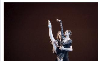 Nina Kaptsova for Bolshoi Theatre