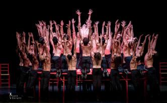 Julien Favreau and Béjart Ballet Lausanne in Bolero