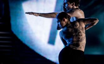 Daria Khokhlova and Igor Tsvirko in Thin Skin