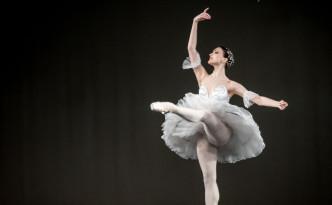 Elena Sharipova (Rus. Елена Шарипова) in Grand Pas Classique