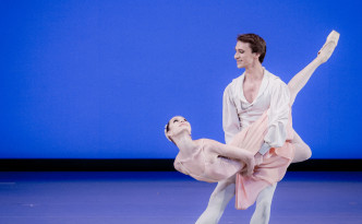 Tchaikovsky pas de deux, Oxana Skorik (Rus. Оксана Скорик) and Filipp Stepin (Rus. Филипп Стёпин)