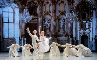 Olga Smirnova, Ольга Смирнова, Semyon Chudin, Семен Чудин, Bolshoi Theatre