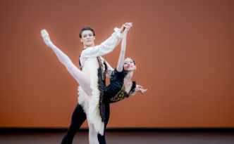 Hannah O'Neill and Hugo Marchand Esmeralda