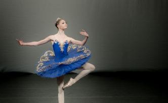 Alena Kovaleva in Medora variation, Le Corsaire