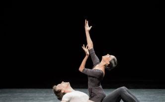 Elisa Carrillo Cabrera and Mikhail Kaniskin in Ballet 102