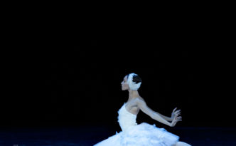 Olga Smirnova in The Swan, music by Camille Saint Saens