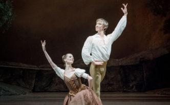 Pas de six Solo Tatiana Tiliguzova and Alexey Popov