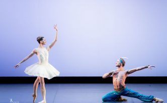 Anastasia Matvienko (Анастасия Матвиенко) and Denis Matvienko (Денис Матвиенко) in Le Corsaire
