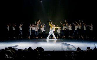 Ivan Vasiliev as Freddie Mercury