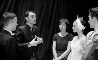 Principal Ballet Master Alexey Miroshnichenko