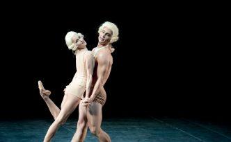 Sabina Yapparova and Ivan Vasiliev in Amadeus