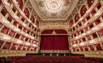 The Teatro Lirico Giuseppe Verdi