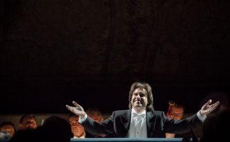 Conductor Gavriel Heine