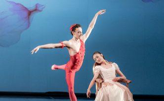 Le Spectre de la Rose (The Spirit of the Rose) Zachary Rogers and Nanae Maruyama