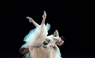Strokes Through the Tail - Svetlana Zakharova