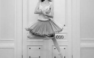 Ballerina Anna Kuligina (Анна Кулигина)