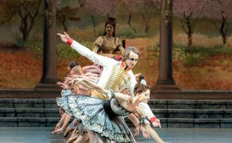 Paquita, Ekaterina Kondaurova and Andrei Yermakov, Mariinsky Ballet