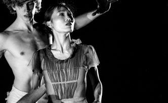 Rehearsing The Tempest, Polish National Ballet, Teatr Wielki Opera Narodowa