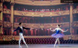 Viktoria Tereshkina and Timur Askerov in Grand Pas Classique