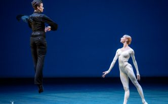 Iana Salenko and Marian Walter in The Bat