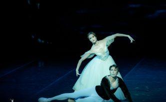 Aigerim Beketaeva and Olzhas Tarlanov in Giselle