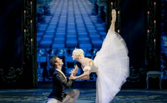 Cinderella premiere Vorontsova-Zaytsev, Mikhailovsky Theatre