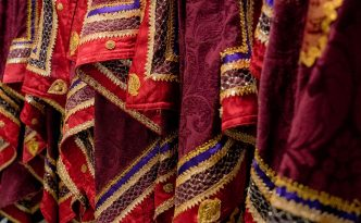 La Bayadere wardrobe