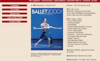 ballet 2000 cover