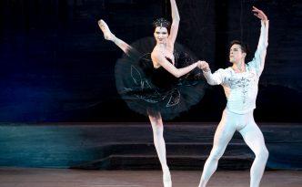 Swan Lake PDD Anastasiya Shevchenko and Denys Nedak