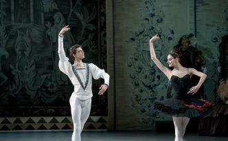 Swan Lake, Anastasia Soboleva and Victor Lebedev, Mikhailovsky Theatre
