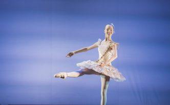 Anete Obolenski in The Fairy Doll