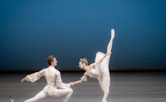 Maria Kochetkova and Ruslan Skvortsov in Pas de deux from The Sleeping Beauty